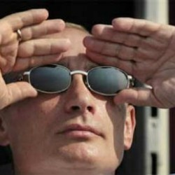 Стихи про Владимира Путина и Финский залив