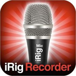 Подкастинг: iRig Mic & iRig Recorder