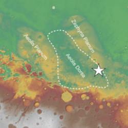 Марсианская ривьера: древний океан на Марсе?