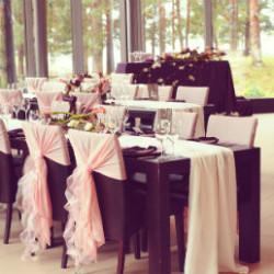 Модные тенденции свадебного декора