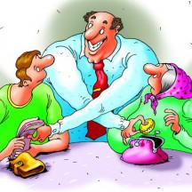 Как мошенники издеваются над пожилыми людьми