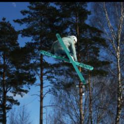 Сноубординге, free ski и женский экстрим