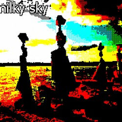 Unmilky sky by Scalesmann^mc