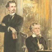 Людвиг II Виттельсбах. Часть 2. Людвиг и Рихард Вагнер