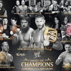 VS-Подкаст #99, Night of Champions 2013