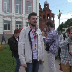 Кирилл Николенко о своём задержании за проведение несогласованной акции