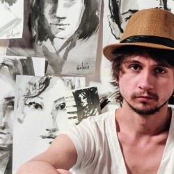 Сергей Баловин — тот самый, художник без денег