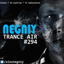 Alex NEGNIY - Trance Air #294 [ #138 special ]