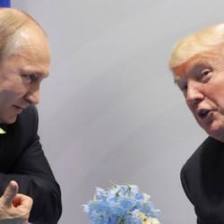 Ловушка Путина для Трампа - 14 Июль, 2017