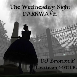 The Wednesday Night Darkwave 1/23/13 (Live fromGothika)