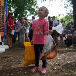 5 августа в Москве пройдет Фестиваль семейной рыбалки