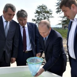 Лицом к событию. Какую рыбу ловит Путин? - 04 Август, 2017