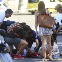 За сутки в Барселоне произошло 2 теракта, а Кобзон жестко ответил «Миротворцу», поглумившемуся над Глаголевой