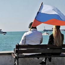 Это заставит вас прослезиться: россияне отвечают, какого цвета флаг