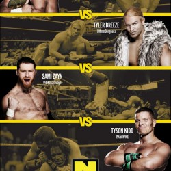 VS-Подкаст #136, Обзор NXT TakeOver 2, Fatal 4-Way