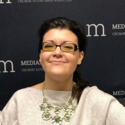 """Марина Корсакова """"Как эффективно управлять людьми через инновации?"""" «Бизнес завтрак» Романа Дусенко Радио MediaMetrics"""