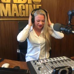 Знаменитый стилист, Анна Михайлова дала интервью радиостанции Imagine Radio