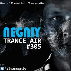 Alex NEGNIY - Trance Air #305