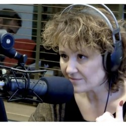 """Мария ОШМЯНСКАЯ, автор либретто Мюзикла """"Оскар и Розовая Дама"""" в гостях на Imagine Radio"""