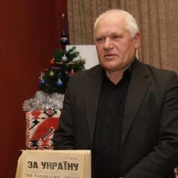 Вечеря на Свободі з людиною-редактором Петром Антоненком