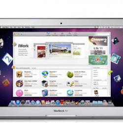 Более 100 млн скачиваний зафиксировано вMac App Store (96)