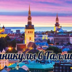 Special: Каникулы в Таллинне. Вечер 2