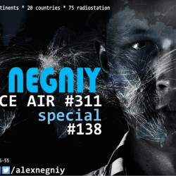 Alex NEGNIY - Trance Air #311 [ #138 special ]