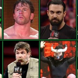 VS-Подкаст #173, Обзор уволенных из WWE