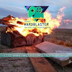 """Подкаст """"HARDBLASTER"""" #1 - микротранзакции в играх, новый фильм с Невским и Wolfenstein 2"""