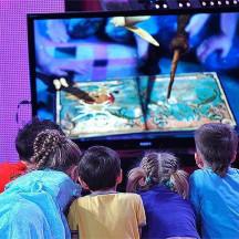 Что смотрели известные телеведущие, когда были маленькими