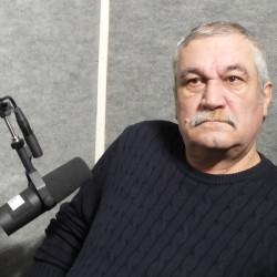 Вечеря на Свободі з автором українського бестселлера «Троща» Василем Шклярем