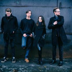 """#ХОЧУинтервью группа Hale De Mars и новый EP """"Апрель"""" WarmNEWS 2017.12.02."""