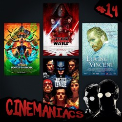 Cinemaniacs - Выпуск 14