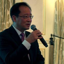 Деловой завтрак АСИ и ТАСС. Ким Джон Кён, KOTRA: АСИ стал хорошим посредником при решении проблем с коммуникацией в регионах