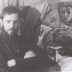 Передача о жизни и творчестве ленинградского художника Родиона Гудзенко
