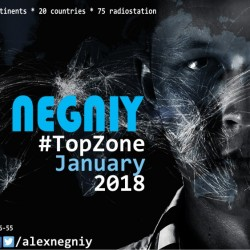 Alex NEGNIY - Trance Air - #TOPZone of JANUARY 2018