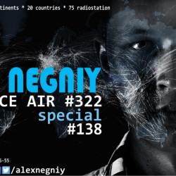 Alex NEGNIY - Trance Air #322 [ #138 special ]