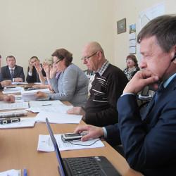 Внеочередное заседание Думы г. Ермолино (14.02.18)
