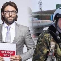 Андрей Малахов съездил в Сирию, что снять передачу о погибшем летчике