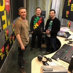 Bassland Show @ DFM (14.03.2018) - В гостях проект Green Vibes