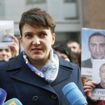 Время Свободы: Дело Савченко  - 21 Март, 2018
