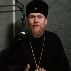 «Вечеря на Свободі» з архієпископом УПЦ КП Євстратієм