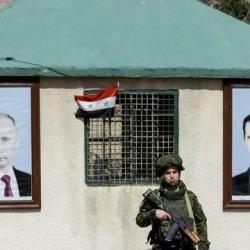 Асад ждет удара - 13 Апрель, 2018
