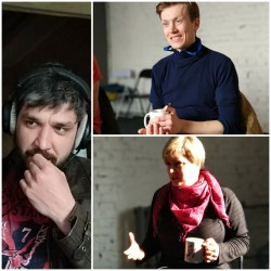 Про прем'єру містерії «Musica Incognita» з Іваном Богдановим і Дмитром Обєдніковим