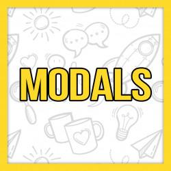 Модальные глаголы 2.0