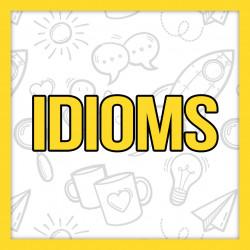 Английские идиомы, часть вторая