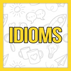 Английские идиомы, часть первая
