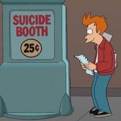 #7 Будка самоубийств