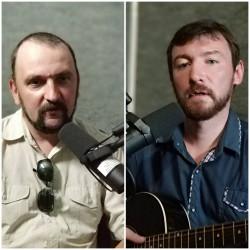 У програмі «Вечеря на Свободі» – білоруський бард Зміцер Захарэвіч