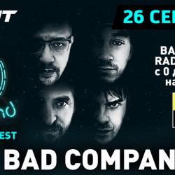 Bassland Show @ DFM (26.09.2018) - Эфир посвящен легендарному drum&bass проекту Bad Company